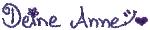 handschrift anne